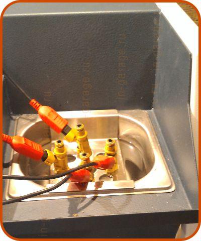 Ультразвуковая чистка инжектора